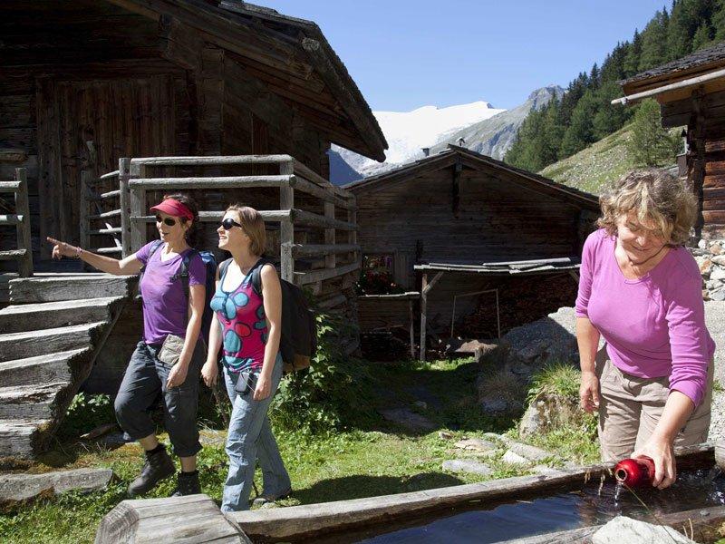 Kuchelmair 1.700m in Virgen-Osttirol | Almhtte fr 8 Personen